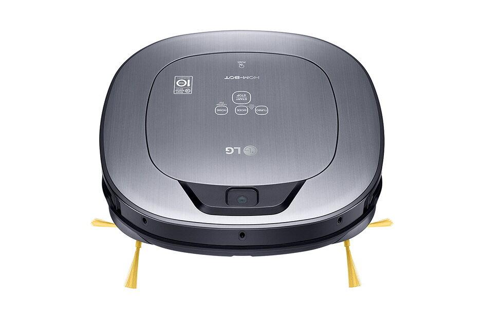 昇汶家電批發:LG 變頻雙眼掃地機器人 灰 VR65715LVM