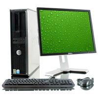 Dell OptiPlex 745 Intel Pentium D 3.40GHz 2GB RAM 80GB HDD DVD-ROM 19