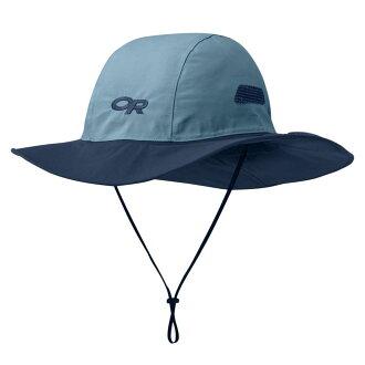 ├登山樂┤Outdoor Research SEATTLE SOMBRERO GORE-TEX 防水圓盤帽 暮藍 # 82130-1121