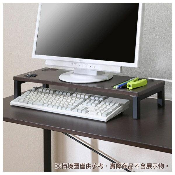 螢幕置物架 ZACKYE 59 DBR / BK NITORI宜得利家居 0