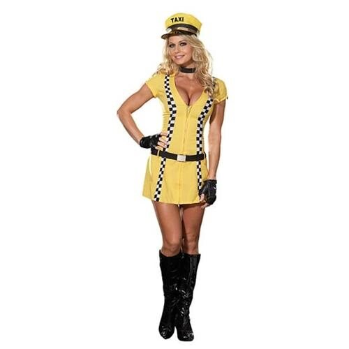 Women's Tina Taxi Driver 0