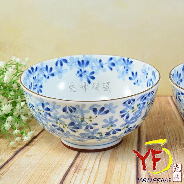 ★堯峰陶瓷★餐具系列 日本美濃燒 芽 6.5吋大和尚井 大湯碗