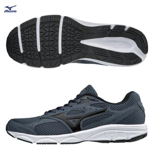 K1GA180310(黑灰X黑)MIZUNOSPARK3男慢跑鞋【美津濃MIZUNO】