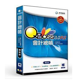 QBoss 會計總帳 3.0 R2 - 精裝版【三井3C】