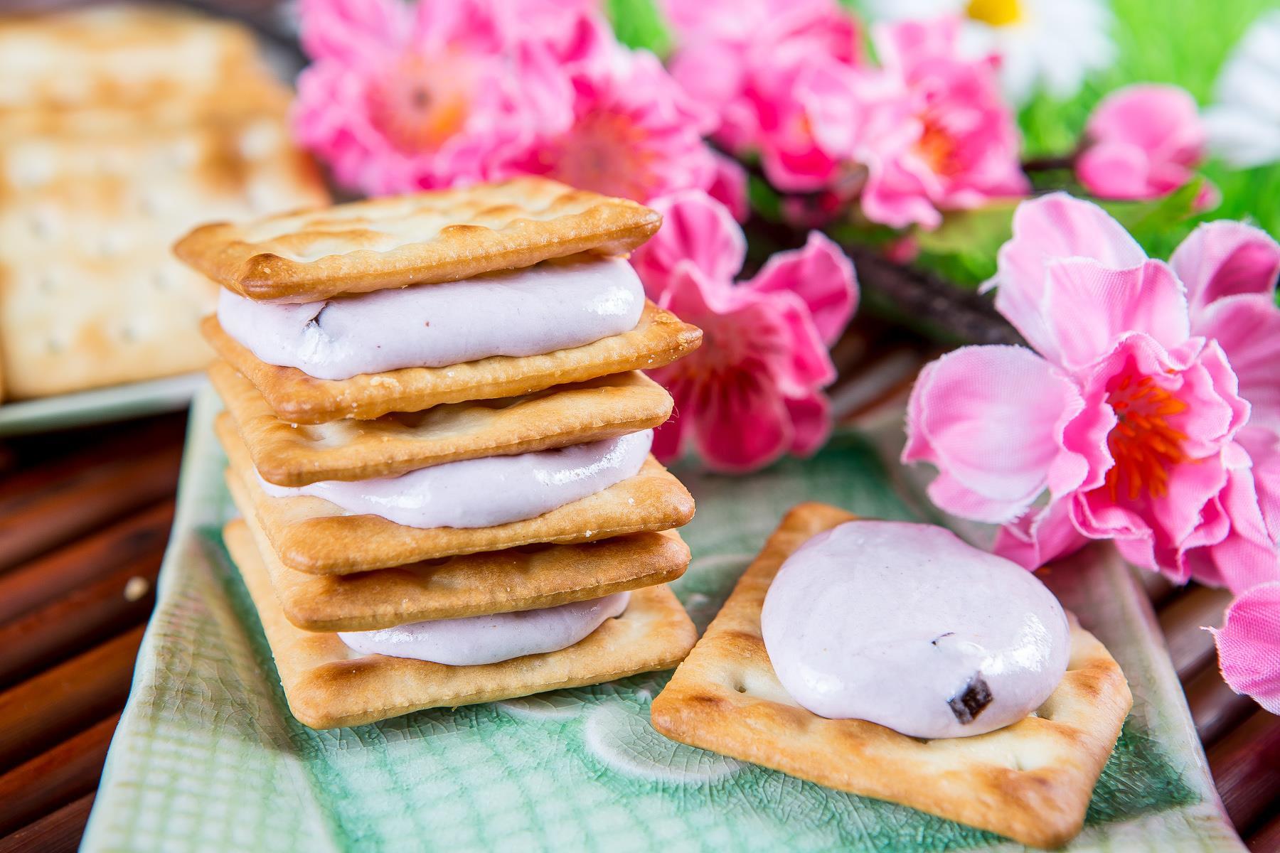 蔓越莓手工牛軋餅(16片/盒)
