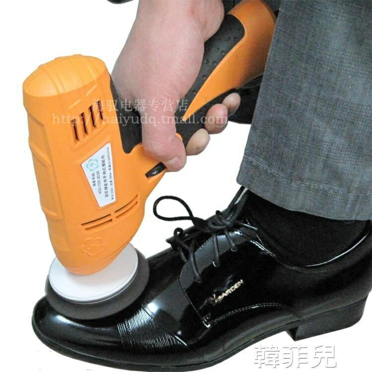 擦鞋機 電動擦鞋機擦鞋機器 電動鞋刷迷你手持 便攜 擦鞋器 自動檫鞋機搽鞋 2021新款