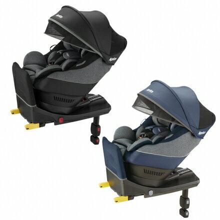 【Aprica 愛普力卡】Cururila Plus新型態迴轉式ISOFIX座椅-黎明昇起/蔚藍海岸