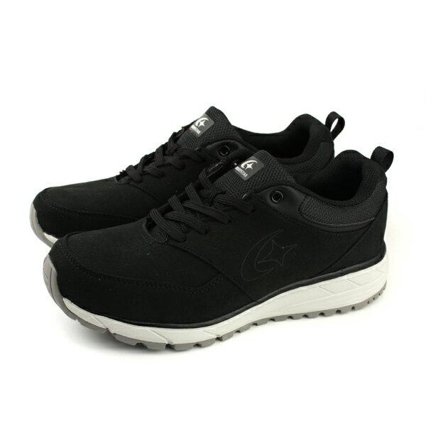 Moonstar運動鞋健走鞋黑色男鞋SUM1856no181
