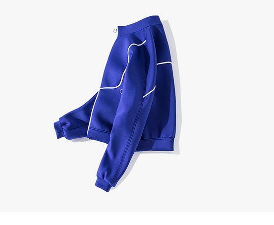 【JP.美日韓】經典 歐洲 時尚 立體抓線 未來 上衣 太空外套 高挺 磅數 歐美 設計師