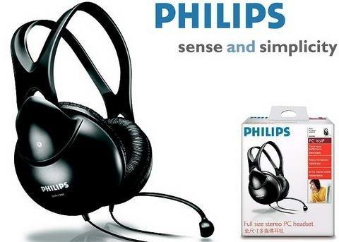 飛利浦 PHILIPS 立體聲耳罩式耳機 SHM1900