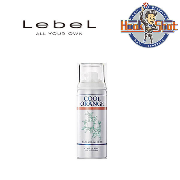 HOOK SHOT》Lebel 冷橘COOL ORANGE 頭皮清新劑 75g