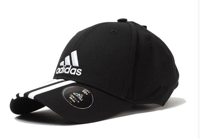 adidas 愛迪達 鴨舌帽 正品 帽子 版帽 三條線 不正 全額退費!!