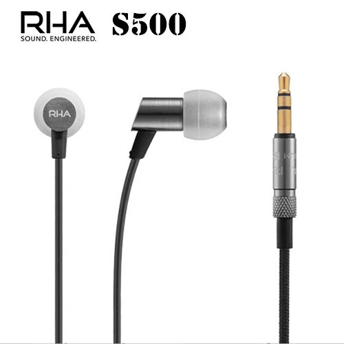 英國 RHA S500 輕量化入耳式耳機,公司貨保固三年