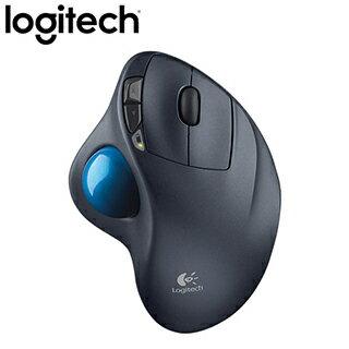 【美國代購-現貨】Logitech 羅技 M570 2.4G無線軌跡球滑鼠