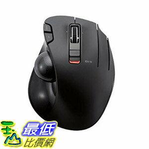 107東京直購  ELECOM M~XT2DRBK 無線軌跡球 滑鼠