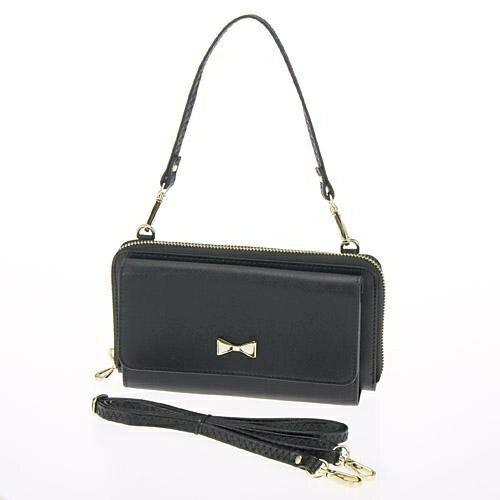日本品牌 CACHECACHE 3ways包包  【手拿/肩揹/手提】