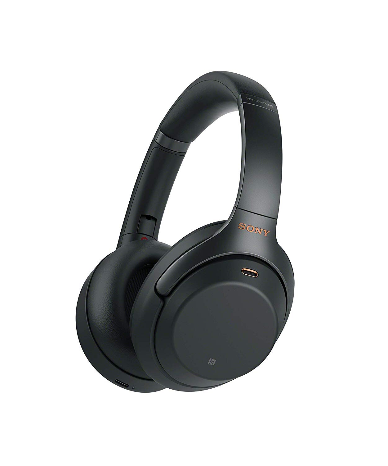 59a43afac99 Sony WH-1000XM3 Bluetooth Wireless Noise Cancelling Headphones - Black