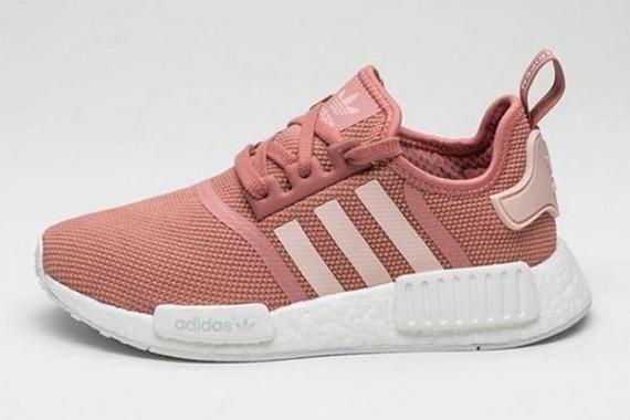 【蟹老闆】ADIDAS NMD R1 粉紅 櫻花粉 PINK 女生運動鞋 少量現貨 0
