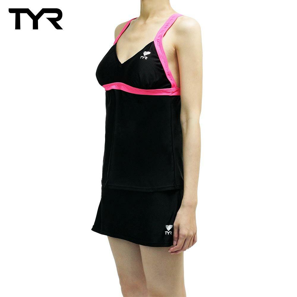 美國TYR女用修身兩件式泳裝Seymour V-neck Tank Set 台灣總代理 - 限時優惠好康折扣