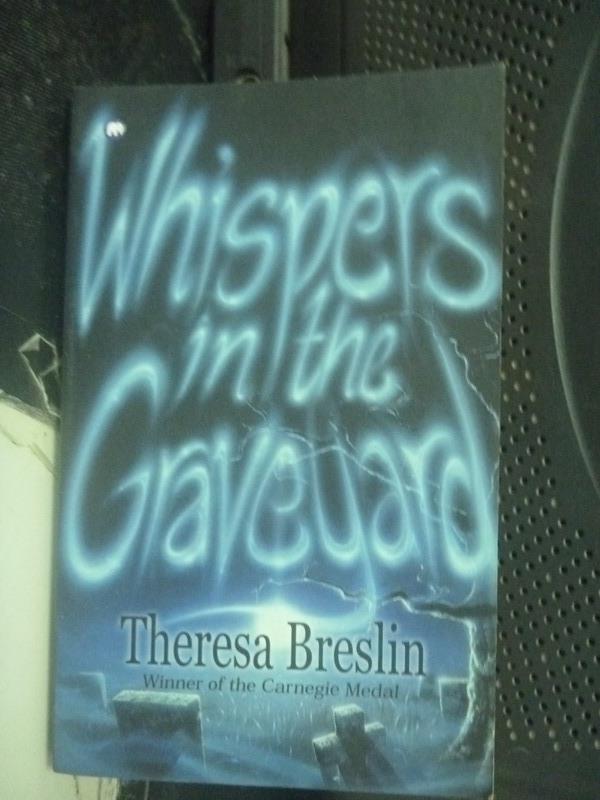 ~書寶 書T1/原文小說_IHP~Whispers in the Graveyard_Th