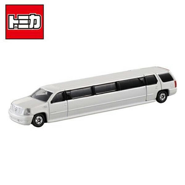 【日本正版】TOMICANO.136凱迪拉克加長型禮車CADILLAC長盒多美小汽車-460251