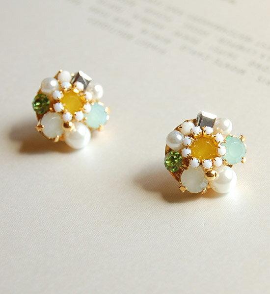 Diana精緻珠寶設計耳環Diana Bijou Pierces