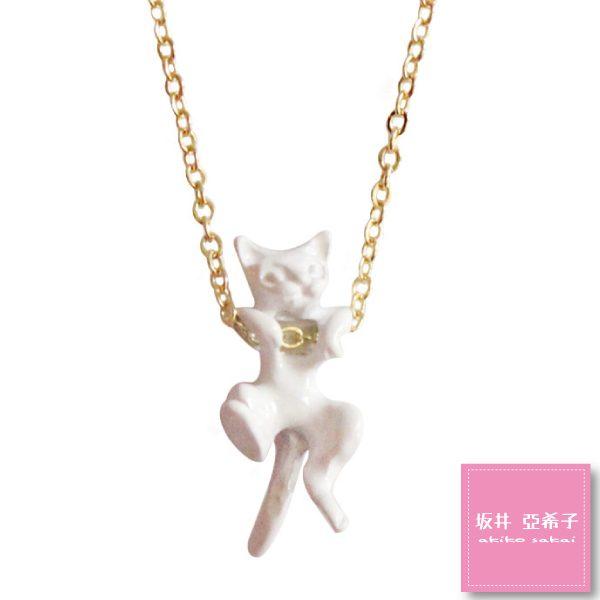 『坂井.亞希子』立體造型玩樂貓咪鎖骨練 5