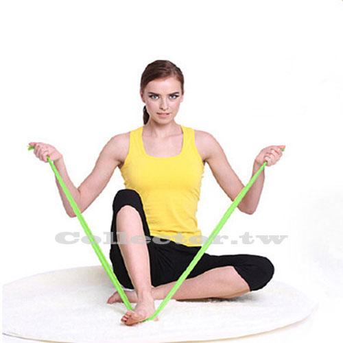 【B16011601】瑜伽拉力片 彈力帶 伸展帶 瑜伽帶 瑜珈拉力片