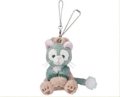【真愛日本】15091000026 萬聖節紀念-坐姿娃吊飾傑力東尼 Duffy達菲 雪麗玫 迪士尼帶回 畫家貓