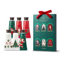 母親節護手霜推薦到innisfree 2018新品 綠色聖誕限量版 濟州香氛護手霜禮盒 (20ml*6入) 預計108/01/10過後出貨 週年慶推薦 聖誕交換禮物  SP嚴選家就在Select Plus推薦母親節護手霜