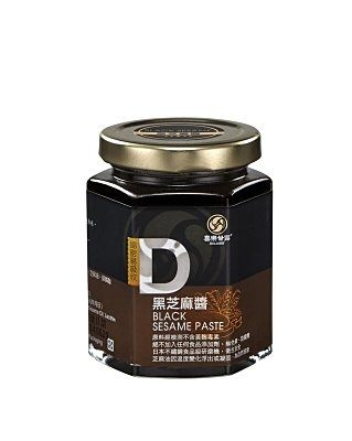 喜樂之泉黑芝麻醬無糖35g  迷你版隨身攜帶