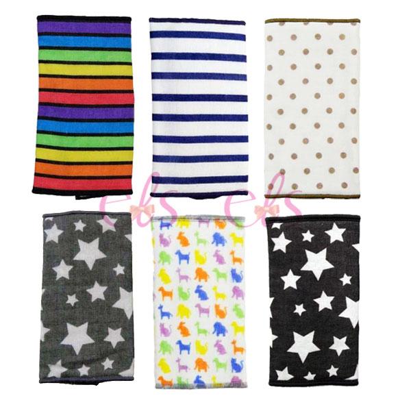 日本製 BABY HOPPER 背巾揹帶磨牙墊/口水巾 一般揹巾皆可適用 ☆艾莉莎ELS☆