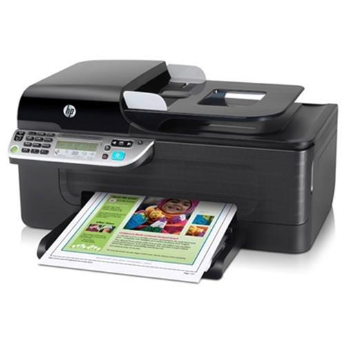 HP Officejet 4500 Wireless All-in-One Color Inkjet Printer 2