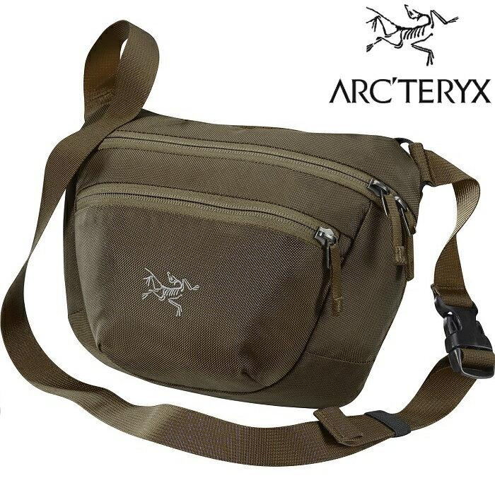 Arcteryx 始祖鳥 Maka 2 側背包 肩包 腰包 17172 Wolfram 鎢褐 Arc\