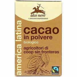 有機尼諾Alce Nero 有機純可可粉 75g/盒