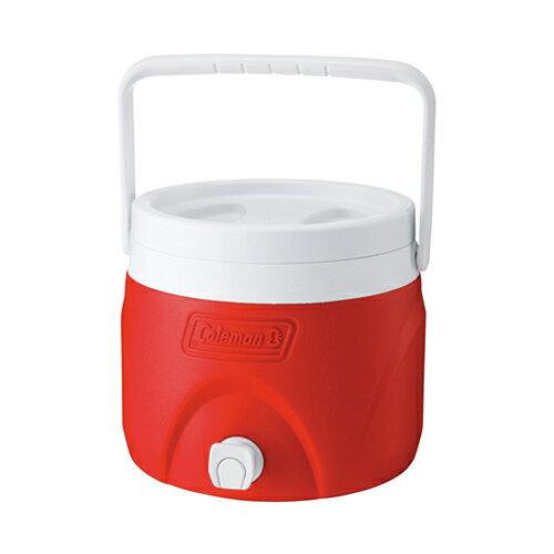 Coleman 美國 | 7.6L置物型飲料桶-紅、藍、綠 冰桶 冰箱 | 秀山莊(CM-1362,CM-1363,CM-1364)