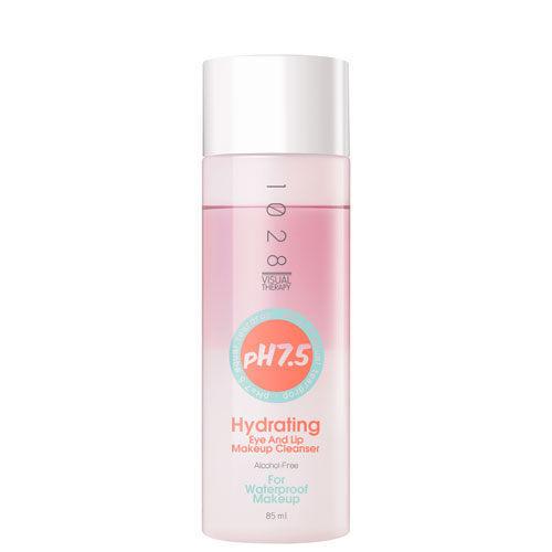 1028 PH7.5深層清潔眼唇卸妝液85ml/效期2020【淨妍美肌】