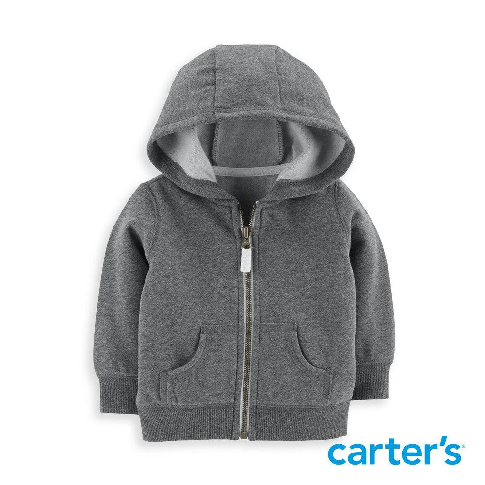 Carter's 經典灰連帽外套 - 限時優惠好康折扣