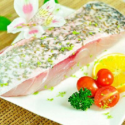 野生石斑魚切片(煮湯合適度80%清蒸紅燒20%,膠質多)