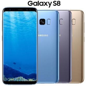 【福利品】SamsungGalaxyS8(4G64G)LTE4G+3G雙卡雙待5.8吋旗艦機