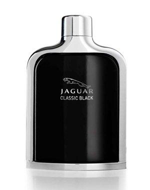 Jaguar 積架 Classic Black 黑尊/黑尊爵 男性淡香水 100ML TESTER?香水綁馬尾?