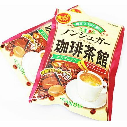 【敵富朗超巿】Kanro甘樂 咖啡茶館糖 - 限時優惠好康折扣