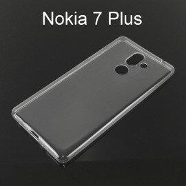 超薄透明軟殼[透明]Nokia7Plus(6吋)
