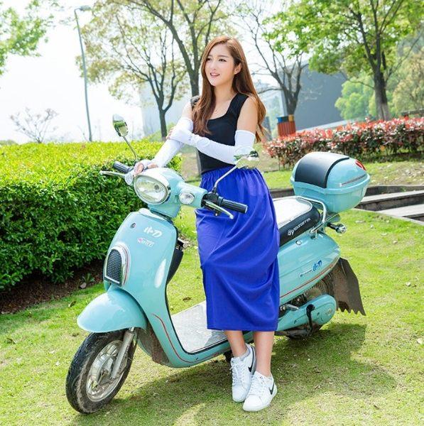 多功能一片式防曬裙防紫外線半身裙【顏色不足 隨機出貨】C80402【H00757】
