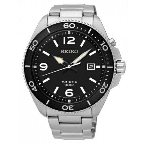 SEIKO 飆風戰士人工動能簡約男腕錶