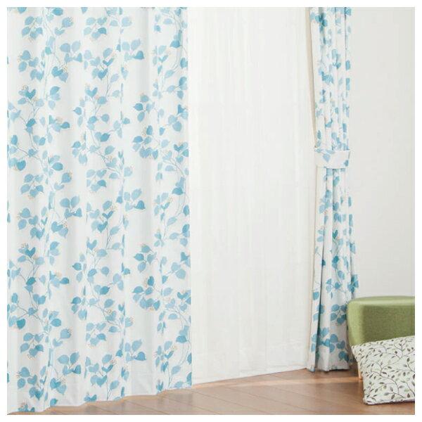 窗簾 FOGLIA TBL 100×178×1 NITORI宜得利家居 1