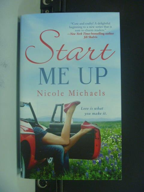 ~書寶 書T2/原文小說_OMA~Start Me Up_Nicole Michaels