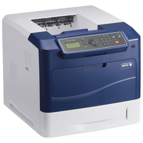 Xerox Phaser 4620DN Laser Printer - Monochrome - 1200 x 1200 dpi Print - Plain Paper Print - Desktop - 65 ppm Mono Print - 650 sheets Standard Input Capacity - 275000 Duty Cycle - Automatic Duplex Print - LCD - Ethernet - USB 0