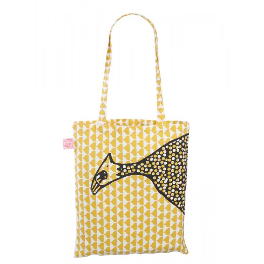 《法國 La Cocotte Paris》Chic Ocher Paulette 購物提袋 0
