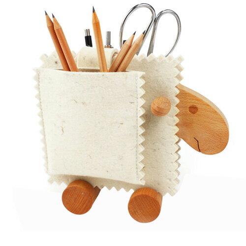 orin 原品設計:《LEGNOMAGIA》綿羊文具架